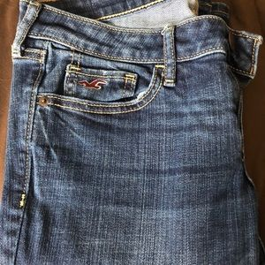 Hollister Boot Cut Jeans Low Rise